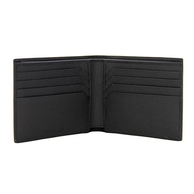 Amazon.com: Montblanc Sartorial 8 cc – Cartera, color negro ...