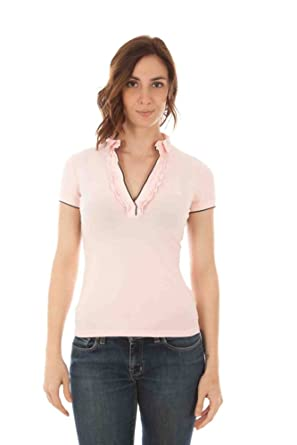Fred Perry Polo Rosa S: Amazon.es: Ropa y accesorios