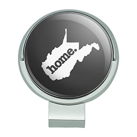 Super Graphics And More West Virginia Wv Home State Solid Dark Gray Grey Officially Licensed Golf Hat Clip With Magnetic Ball Marker Interior Design Ideas Philsoteloinfo