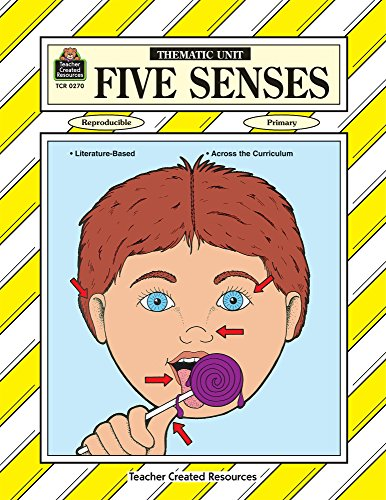 Five Senses Thematic Unit (Thematic Units Series)