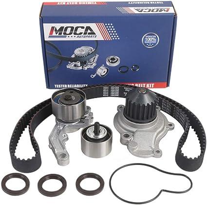 MOCA TB265K2 - Set de correa de sincronización para Chrysler Pt ...