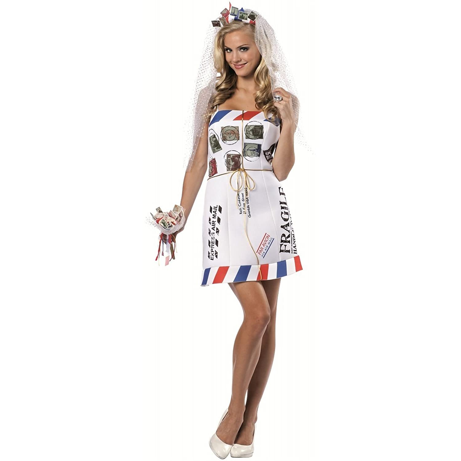 Amazon mail delivery girl adult costume large theatrical rasta imposta mail order bride sciox Choice Image