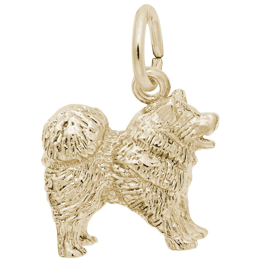 Chowchow Charm Charms for Bracelets and Necklaces