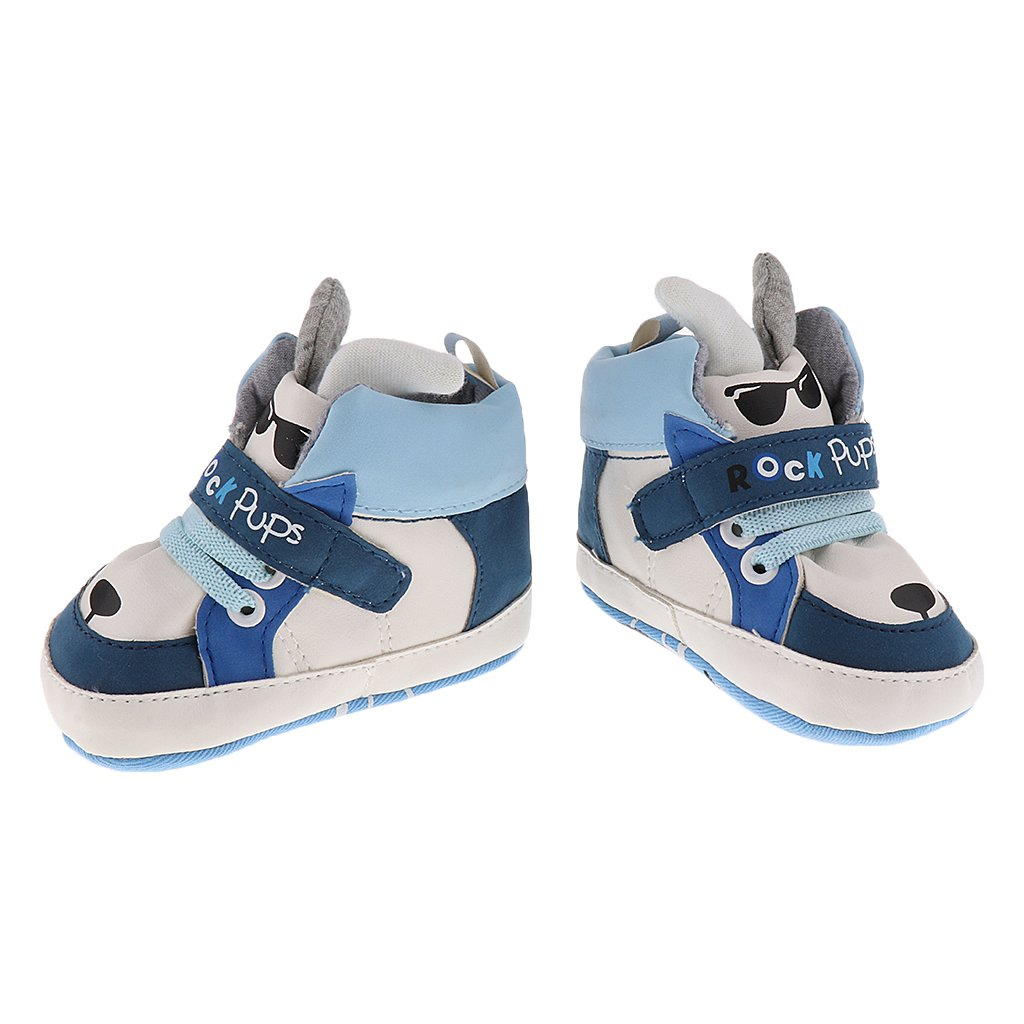 Prettyia Infant Baby Girl Toddler Soft Sole PU Leather Boots Crib Shoes Sneakers
