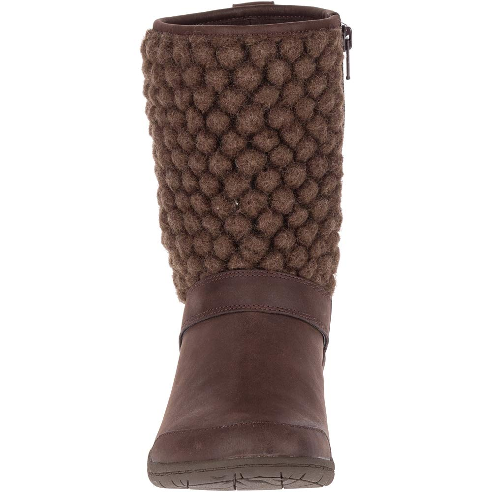 Merrell Womens Encore Kassie Tall Wool Fashion Boot