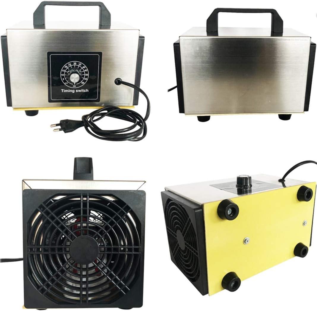 esterilizaci/ón eficiente y silenciosa para dormitorio Esterilizador port/átil de purificaci/ón de aire esterilizador inteligente de purificaci/ón de ozono mini filtro de aire para oficina en casa