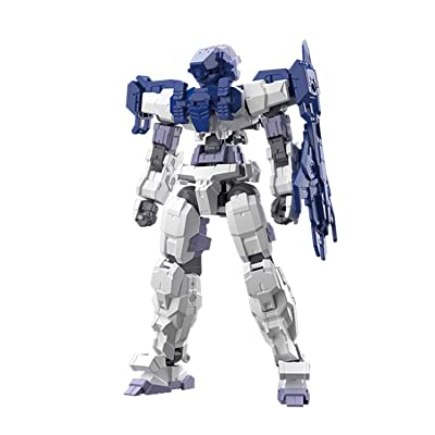 Bandai 5057784 30mm 1/144 Option Armor for Long Range Sniping, Alto Exclusive/Blue: Toys & Games