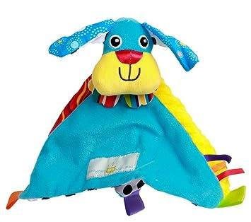 Speedmar Marionetas de Dedo Toalla de Mano de bebé Toalla de Mano de bebé Comodidad Muñeca de Felpa de marioneta de Mano (Azul): Amazon.es: Juguetes y ...