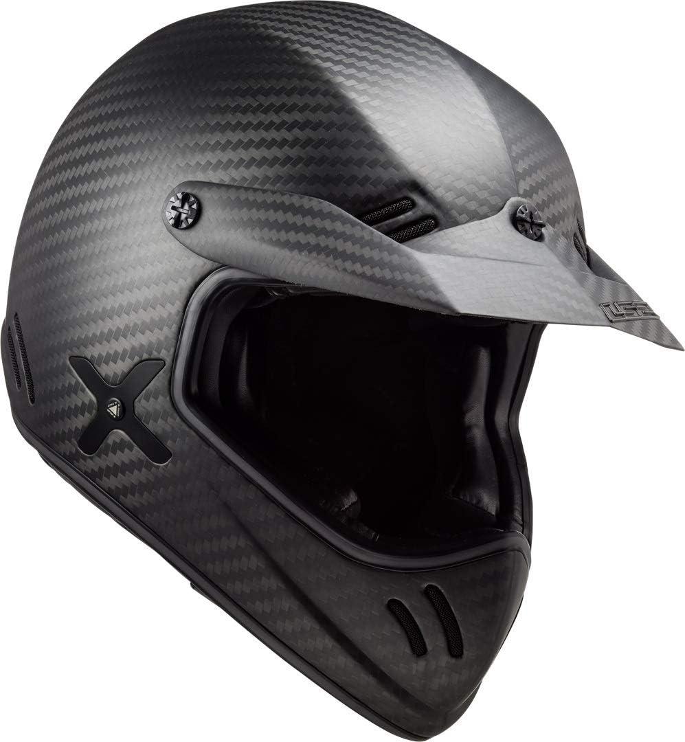Mejor casco LS2 Motocross retro