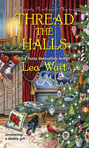 Thread the Halls (A Mainely Needlepoint