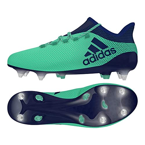 the best attitude 65775 3ebcd adidas X 17.1 SG, Botas de fútbol para Hombre Amazon.es Zapatos y  complementos