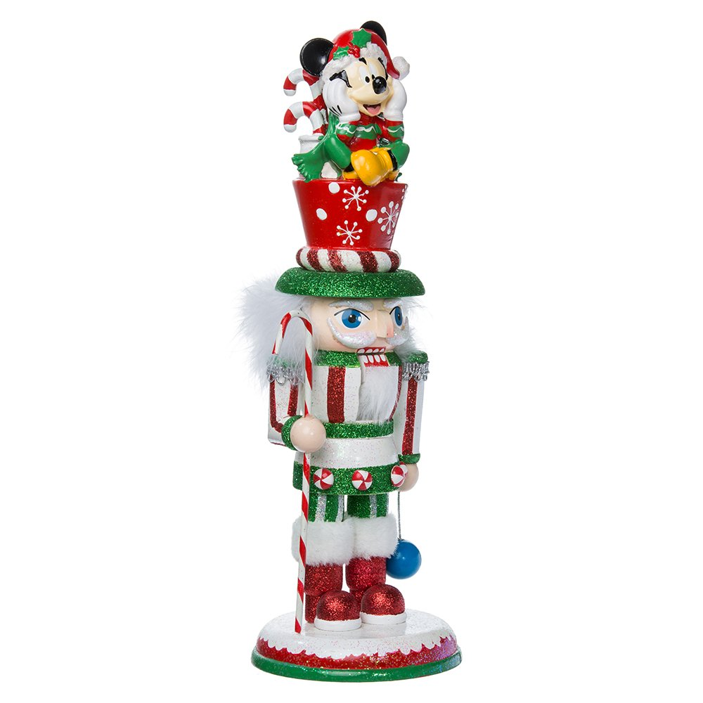 Kurt Adler 14'' Hollywood Mickey Mouse Nutcracker