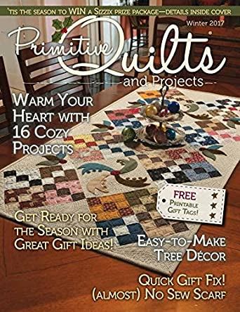 Primitive Quilts and Projects: Amazon.com: Magazines : primitive quilts and projects - Adamdwight.com
