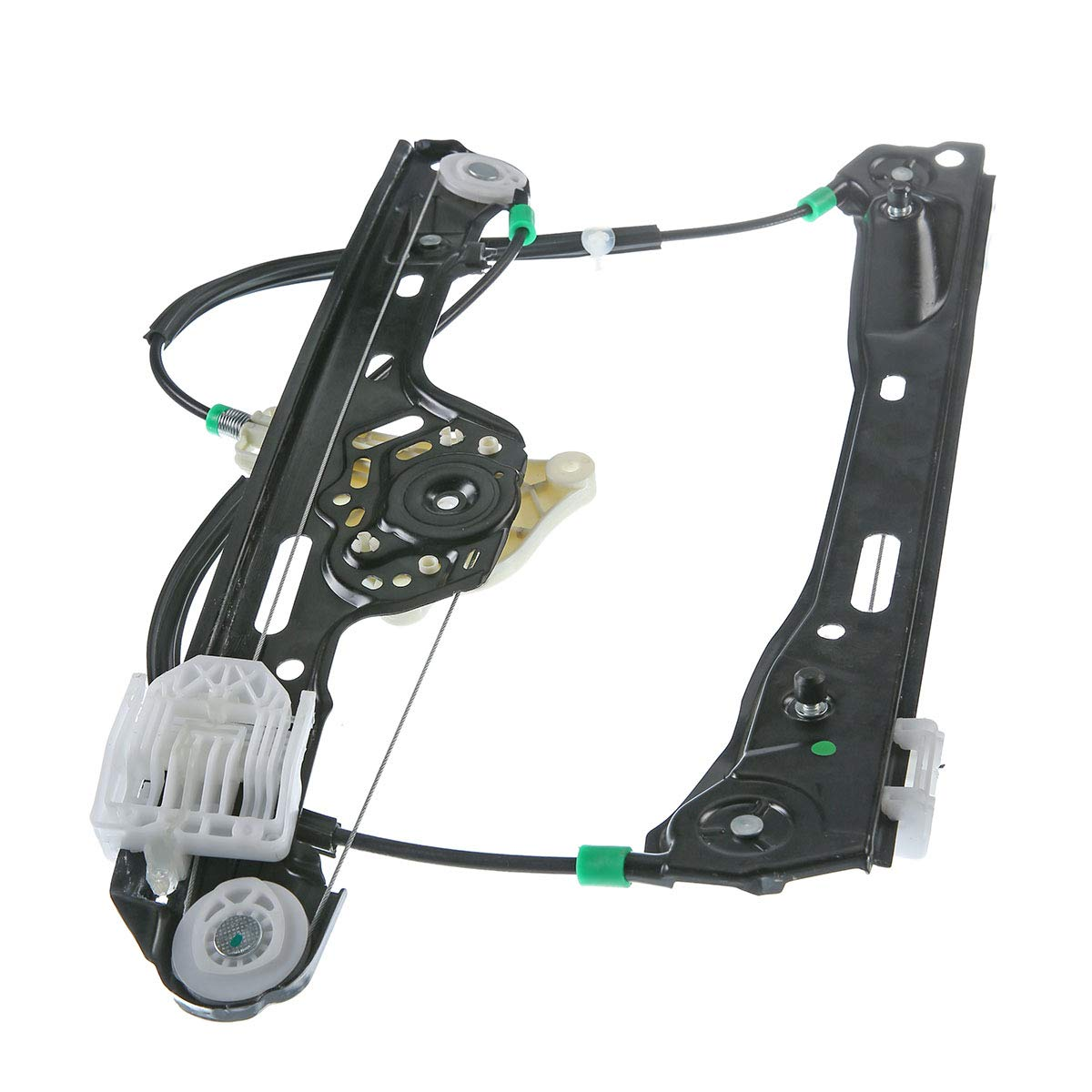 Electric Window Regulator Without Motor Front Right for 1 E87 116-130 Hatchback Year 2003//03-2012//09