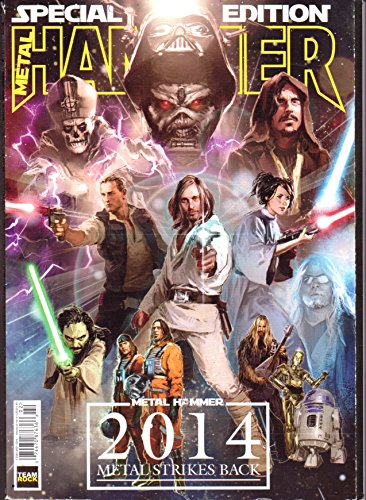 METAL HAMMER - Special Edition - Metal Strikes Back 2014 - February 2014.
