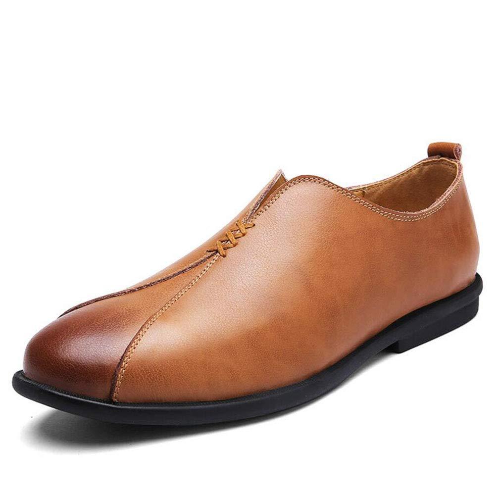 YAN Herrenschuhe Leder Loafers & Slip-Ons Herbstmode Freizeitschuhe Driving Schuhe Casual Party & Abend Büro im Freien