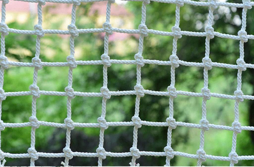 - ANquanwang Enfants en Plein air Escalade Filet Net Maternelle pour étendre Le Filet de Prougeection en Nylon Net de décoration de Corde de Chanvre (Taille   1  3m)
