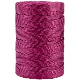 Iris 18-489 Nylon Crochet Thread, 197-Yard, Fuchsia