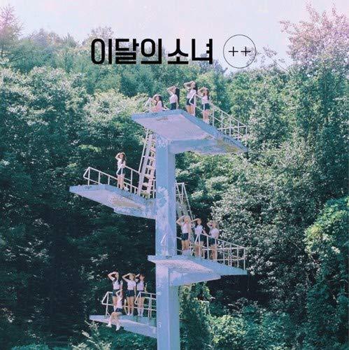 CD : Loona - + + (first Mini Album) (b Version) (Asia - Import)