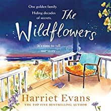 The Wildflowers Audiobook by Harriet Evans Narrated by Lucy Paterson