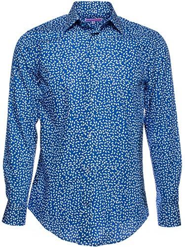 coton-doux-mens-regular-shirt-with-petal-prints