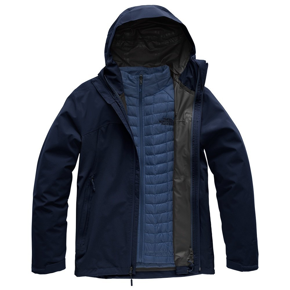 The North Face Men's Thermoball Triclimate Jacket - Urban Navy & Urban Navy - S
