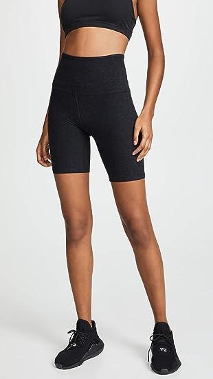 3043f44aec Beyond Yoga Women's Space Dye Bike Shorts at Amazon Women's Clothing store: