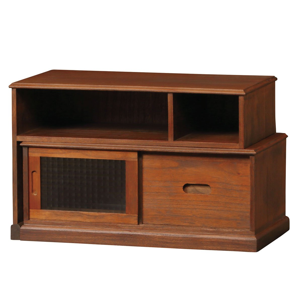 BEATON JAPAN スライド 文机 天然木 桐材 和室にぴったり コワンシリーズ B073JMRR36