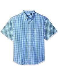 Men's Big and Tall Saltwater Breeze Short Sleeve Shirt