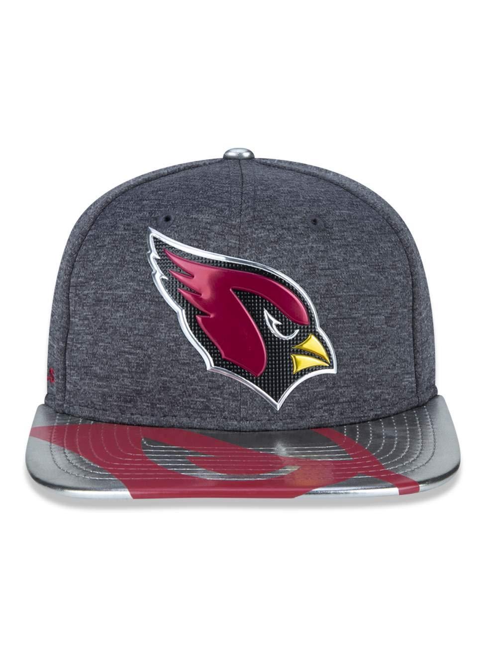 on sale b8297 fa5f6 ... france amazon new era nfl arizona cardinals 2017 draft spotlight 9fifty  snapback cap one size graphite