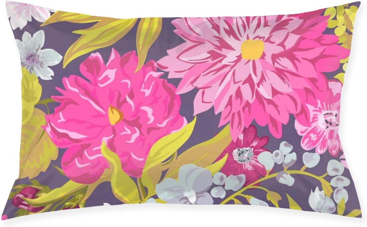Amazon Com Yunshm Vintage Floral Background Seamless Pattern