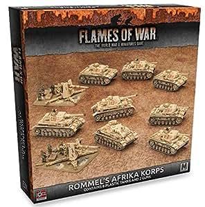 flames of war afrika korps pdf