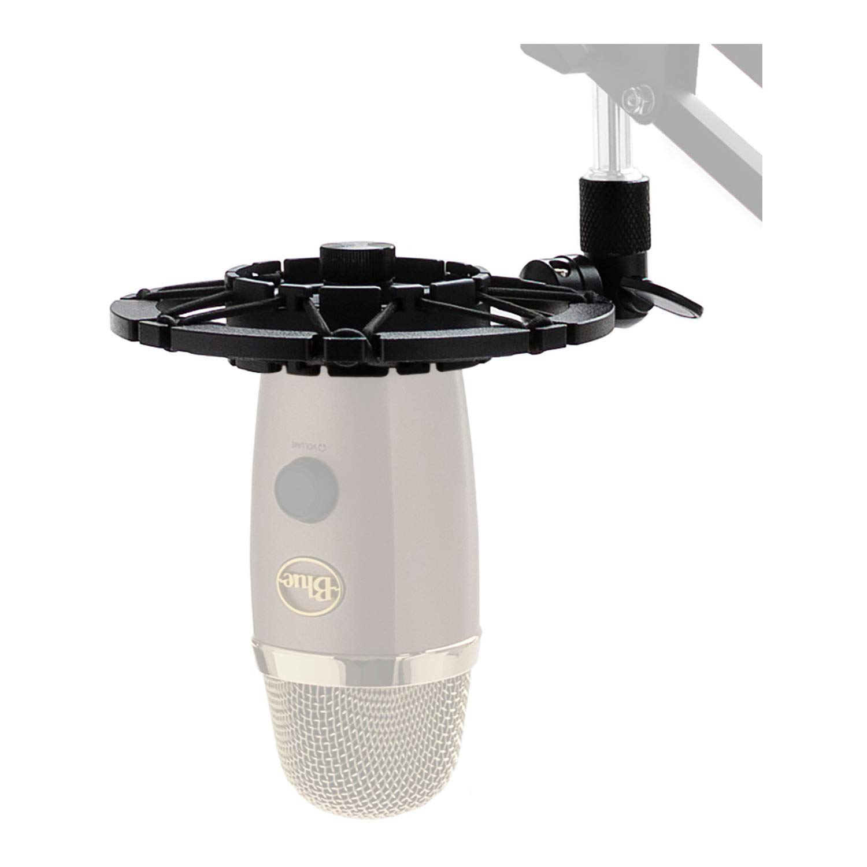 Knox Gear Blue Yeti Nano Soporte Para Microfono Color Negro