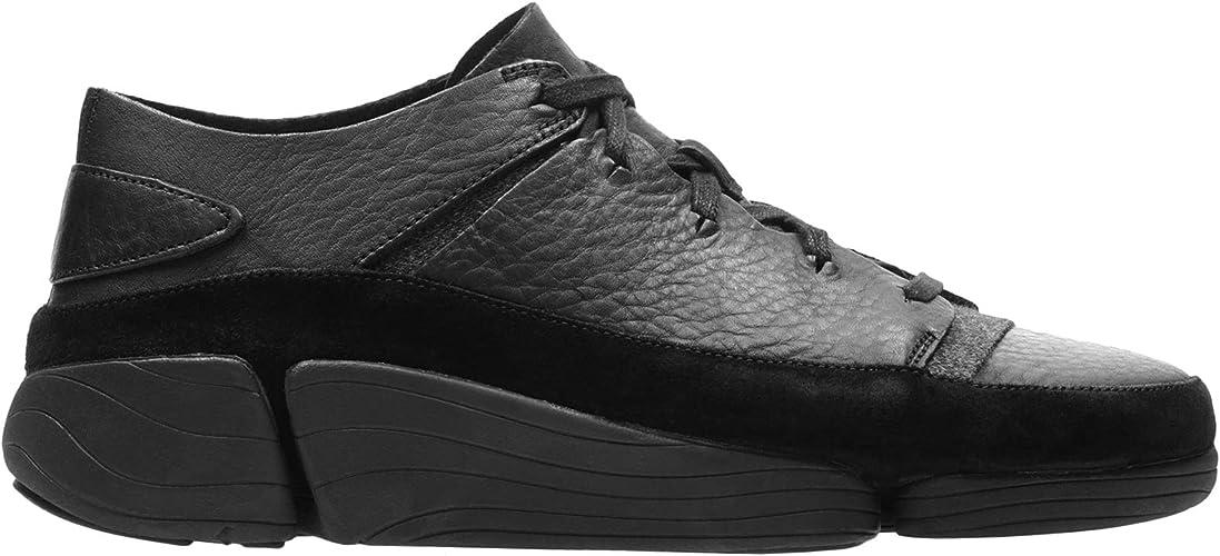 Clark's Trigenic EVO Black Leather