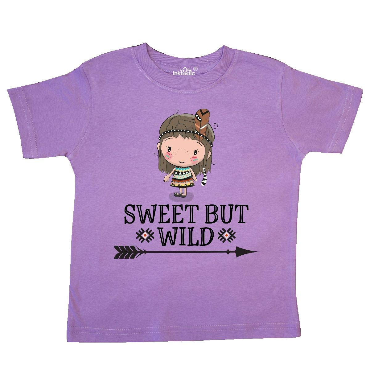 inktastic Tribal Girls Wild Arrow Toddler T-Shirt