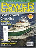img - for Power Cruising Magazine, January February 2008 (Vol. 5, No. 1) book / textbook / text book