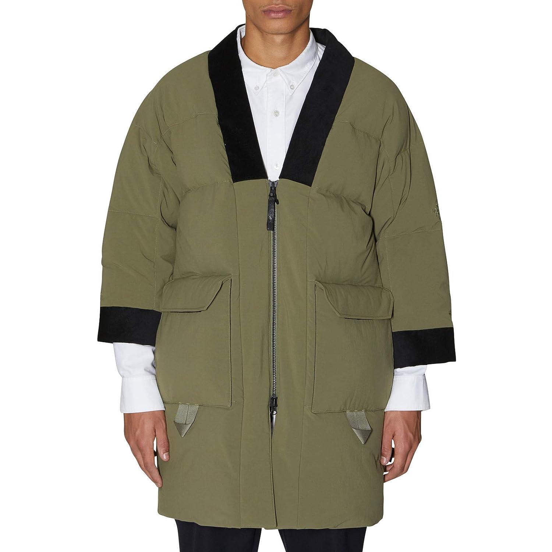 新作人気 (ザノースフェイス) NORTH THE (並行輸入品) NORTH FACE Black series series Urban Kimono Down Coat Burnt 男性パディングジャケット (並行輸入品) B07M5J3QTH, くすのき工房:23b766a0 --- staging.aidandore.com