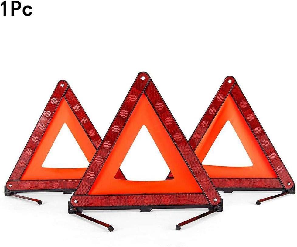 Vehicle Sign Folding Safety Warning Reflector for Roadside Emergency