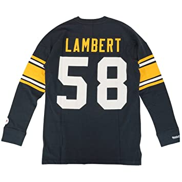 new product d9b5a b6916 Amazon.com : Mitchell & Ness Pittsburgh Steelers Jack ...