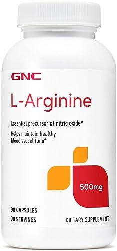 GNC L-Arginine 500 mg