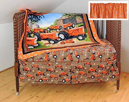 Allis Chalmers Ac Tractor Crib Bedding Nursery Set Buy Online In Aruba At Aruba Desertcart Com Productid 56867587