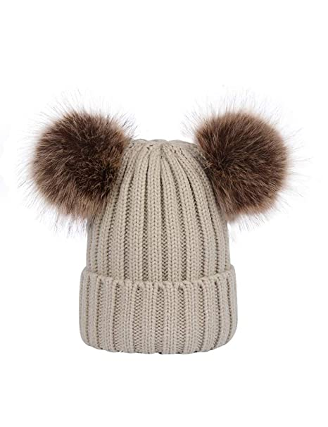 41caf4d17b8 wanture Women s Winter Knit Beanie Hat
