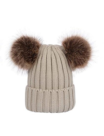 1e381cc0d2a wanture Women s Winter Knit Beanie Hat