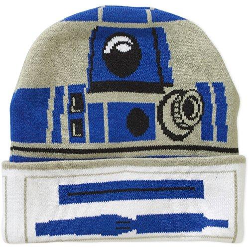 Star Wars R2-D2 Beanie (R2d2 Hat)