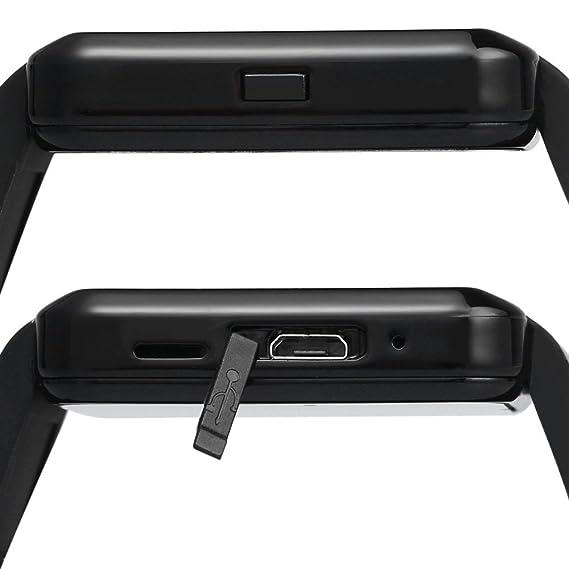 Leopard Shop U8s Outdoor Sports Smart Watch Bluetooth 3.0 Cámara a ...