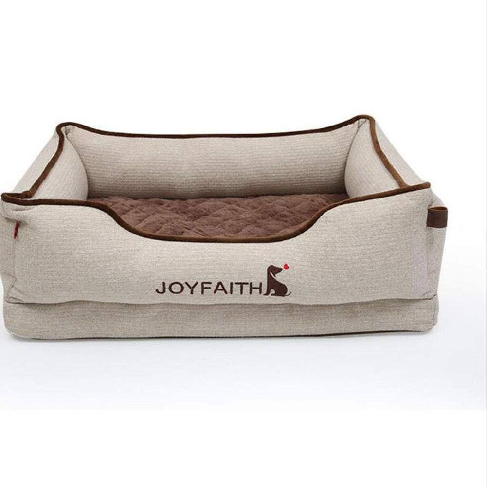 TD Dog Nest Small Dog Washable Dog Bed Pad Summer Pet Supplies Cool Mat Seasons Universal Pet Nest