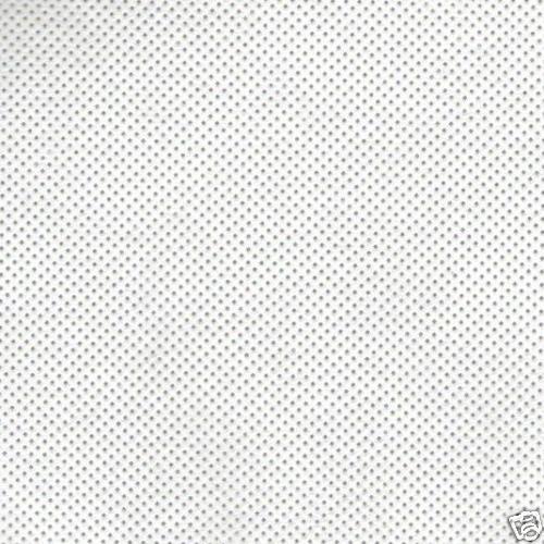Waffle Tear Away - Machine Embroidery Stabilizer Backing 100 Precut Sheets- Medium Weight 1.8oz. - 8