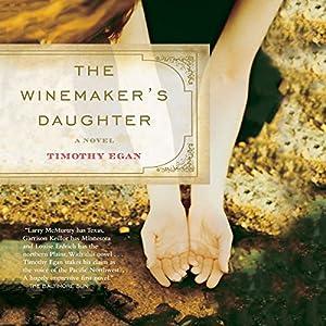 The Winemaker's Daughter Audiobook