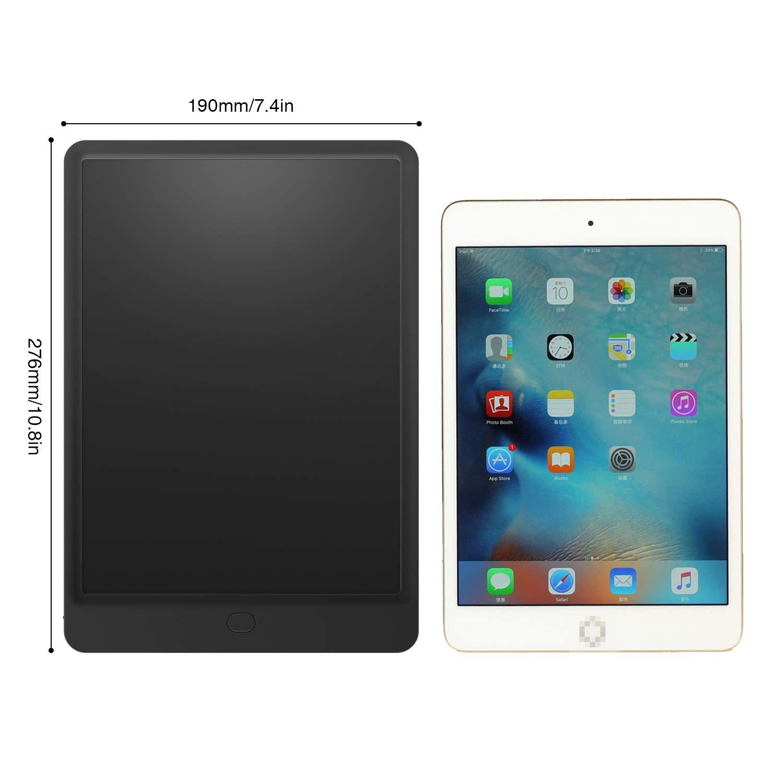 NEWYES 12 Pulgadas Tableta Gráfica, Tableta de Escritura LCD, Portátil Tableta de Dibujo Reutilizable con tecla de Bloqueo, Portátil para Hogar, ...