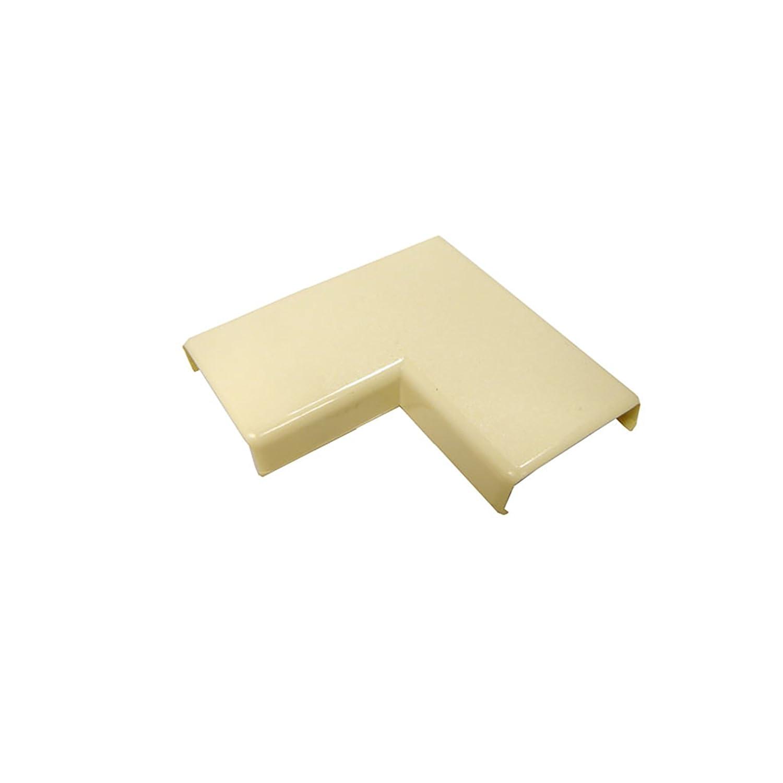 Amazon.com: Wiremold Legrand 811 NM 90 Degree Flat Elbow Cover Clip ...